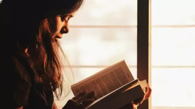 Know how 'active readers' read a book?