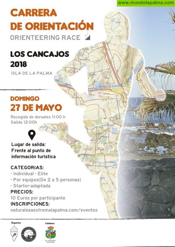 LOS CANCAJOS: Carrera de Orientación