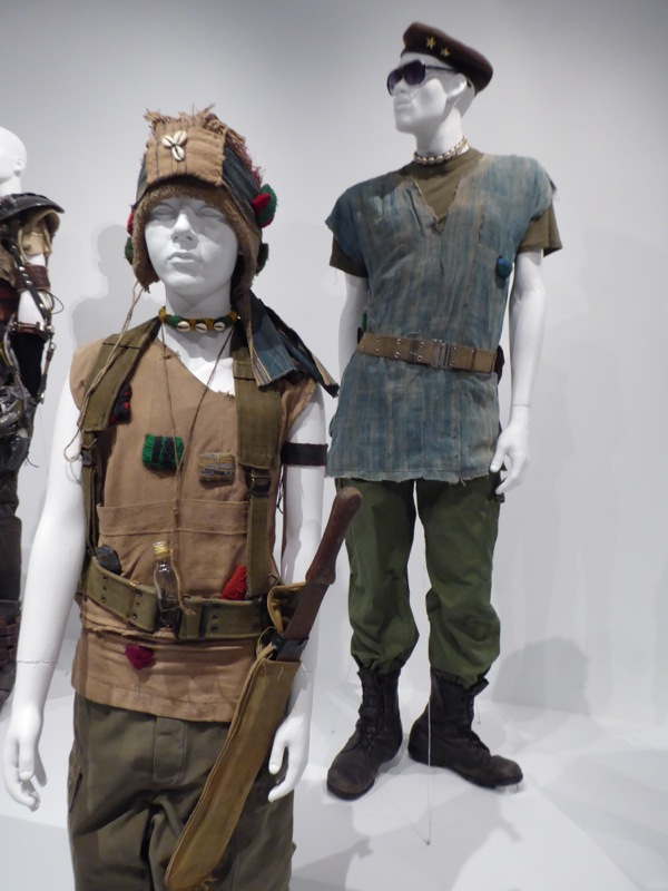 Beasts of No Nation film costumes