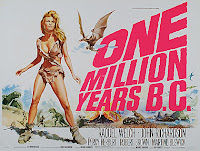 One Million Years B.C. poster