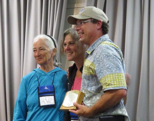 Outreach award