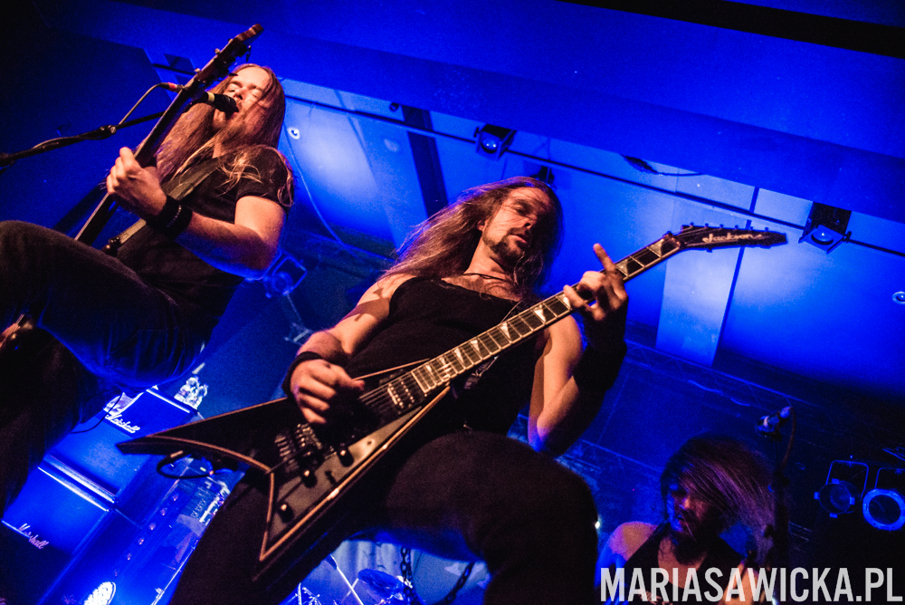 Insomnium Shadows of the Dying Sun Over Europe 2014 wrocław poland Markus Vanhala