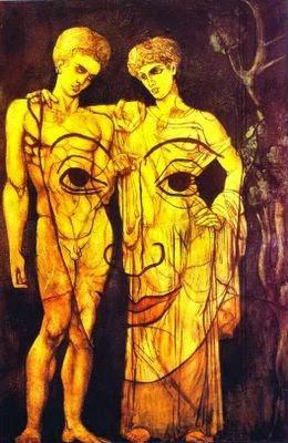 Adão e Eva - Francis Picabia e suas pinturas ~ O pintor que também era poeta