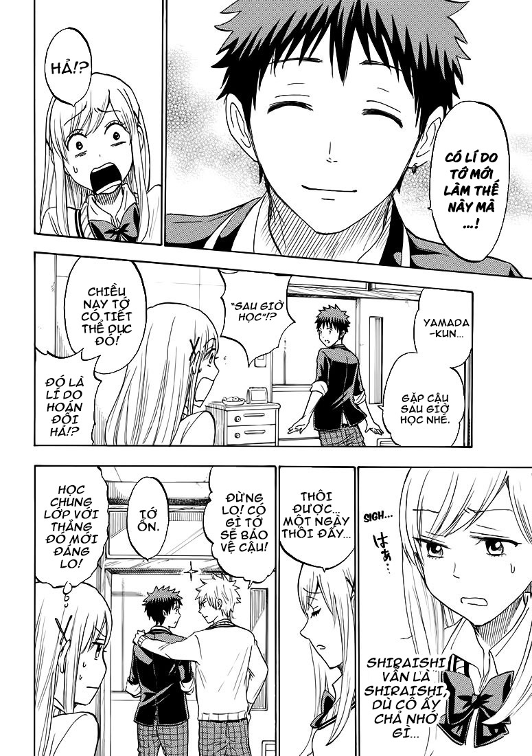 Yamada-kun to 7-nin no majo chap 197 Trang 9 - Mangak.info