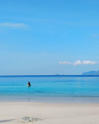 Keindahan Pulau Nasi, Pulo Aceh