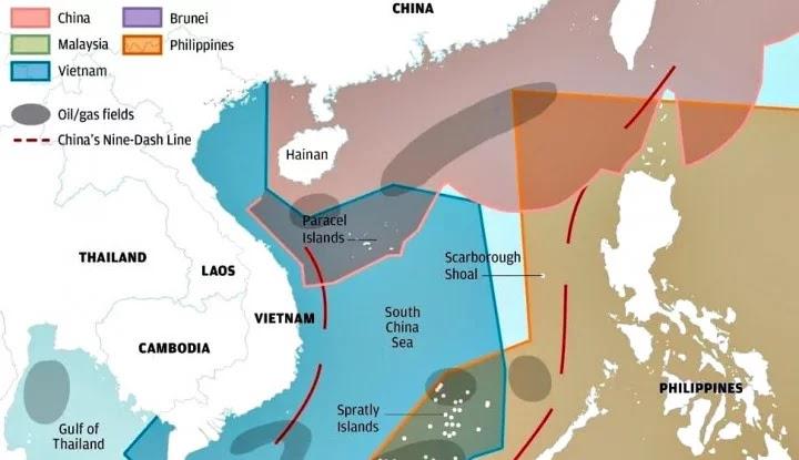 LCS Memanas, China Semakin Semangat Dekati Negara ASEAN, Kenapa?