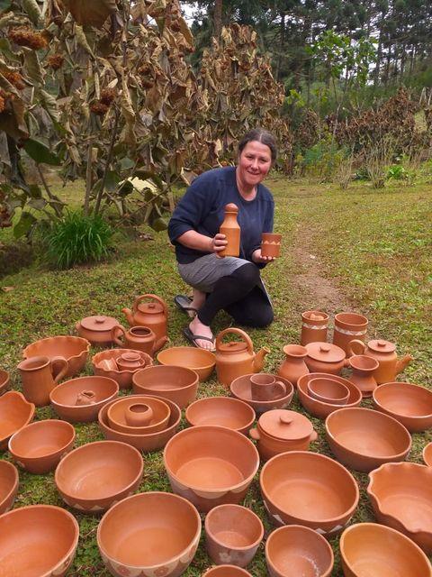 Sutaco apoia o artesão tradicional do Vale do Ribeira