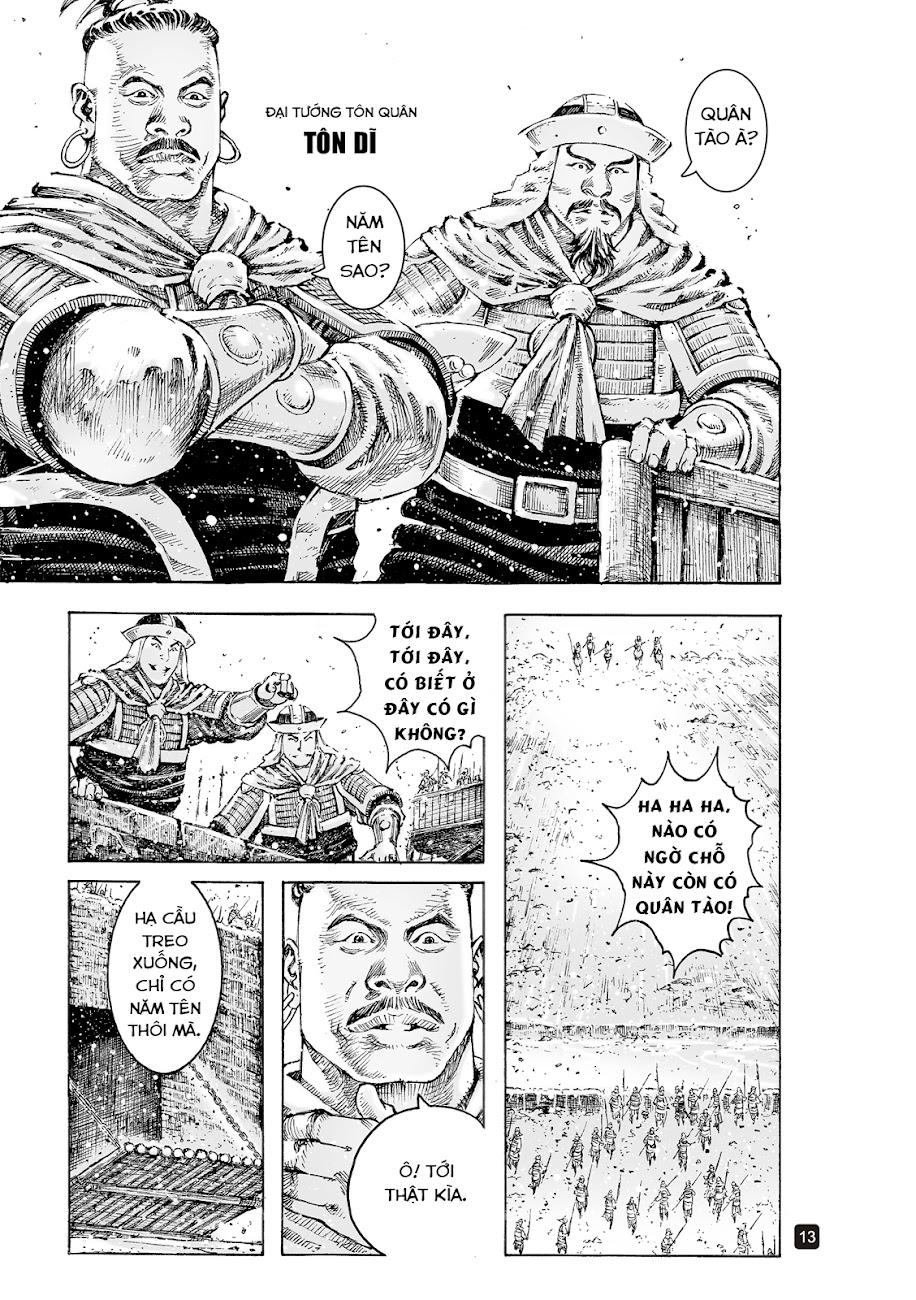 Hoả Phụng Liêu Nguyên chap 534 - Trang 13