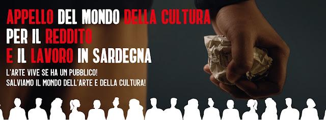 L'arte vive se ha un pubblico! Salviamo il mondo dell'arte e della cultura!
