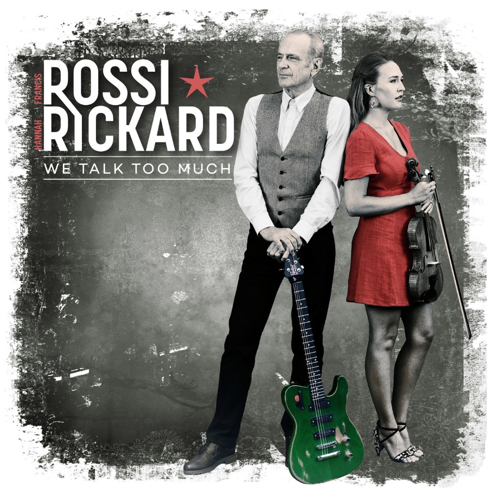 JP's Music Blog: New Music On The Horizon From Rossi + Rickard