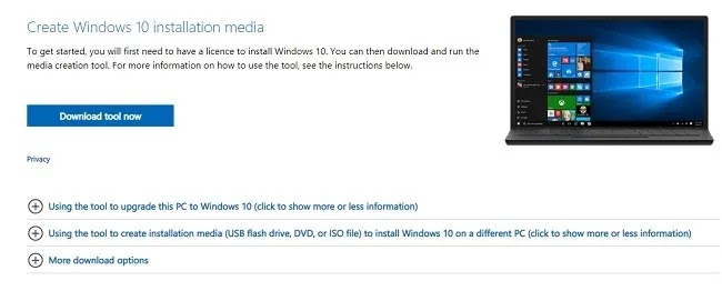 استكشاف الأخطاء وإصلاحها مساعد مشاكل تثبيت تحديث Windows 10