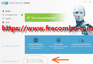 Eset Nod32 + Eset Smart Security Premium (Serial & License Key+Crack)
