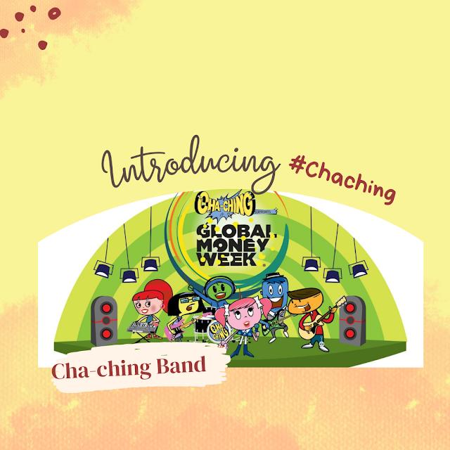 Cha-Ching Kid$ at Home