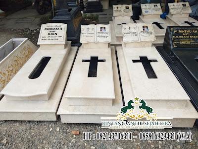 Kuburan Makam Batu Marmer