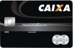 Solicitar Cartão de Crédito Caixa MasterCard Black