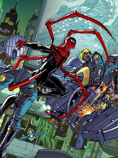 Doc Oc se convirtió en Superior Spiderman