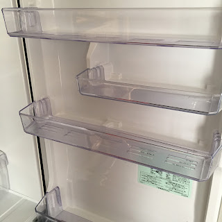 冷蔵庫 掃除