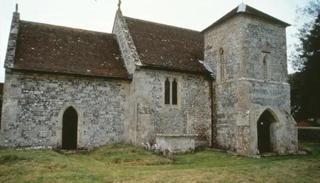 Berwick St John  Wiltshire (england)