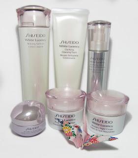 [Pflege] Shiseido – White Lucency