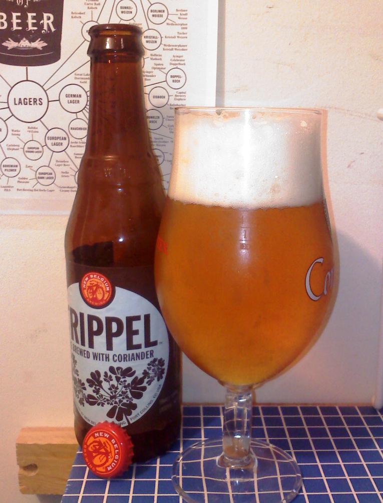 Not Another Beer Review: New Belgium Trippel