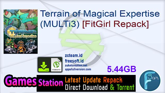 Terrain of Magical Expertise (MULTi3) [FitGirl Repack]