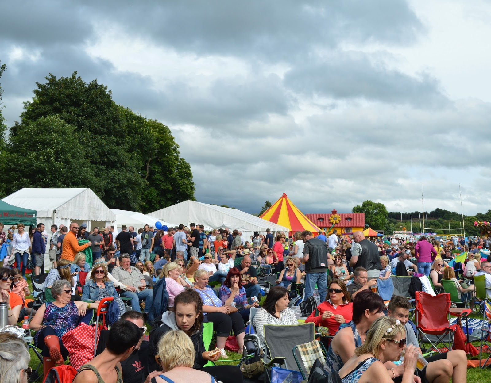Corbridge Festival 2016 - A Review