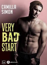 Very Bad Start de Camilla Simon