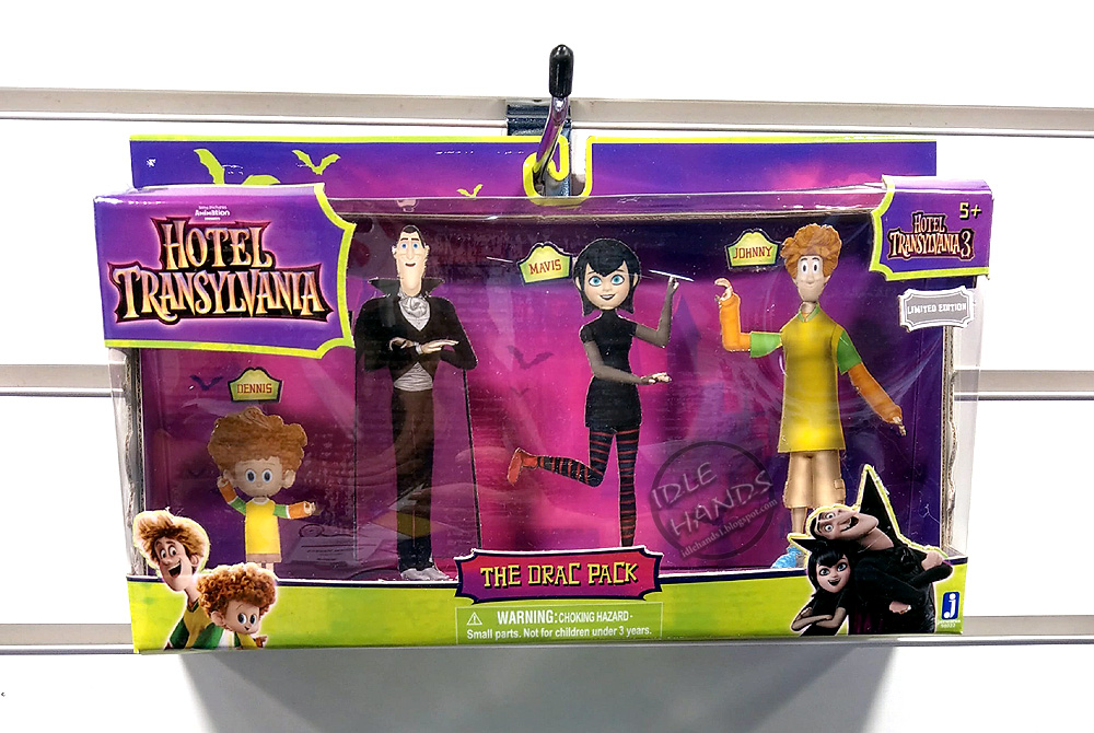 Idle Hands Toy Fair 2018 Jazwares On Hotel Transylvania