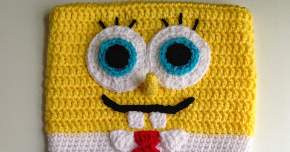 By Jenni Designs: Free Crochet Pattern: Spongebob ...