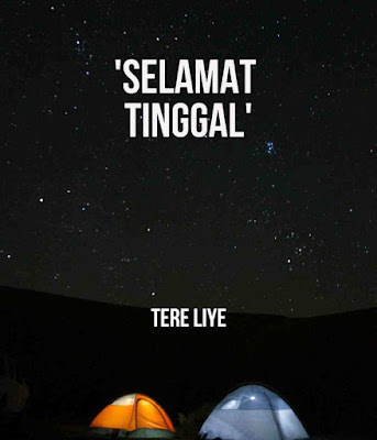 Novel Selamat Tinggal (unedited version) Karya Tere Liye PDF