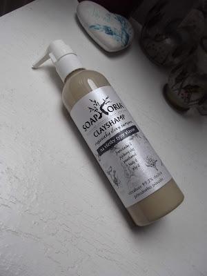 Soaphoria Clayshamp organický tekutý ílový šampón