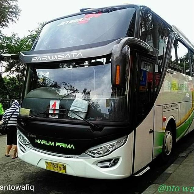 Bus Bandung Jakarta