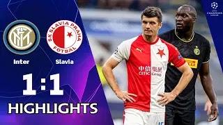 Inter Milan vs Slavia Prague 1-1 All Goals And Match Highlights [MP4 & HD VIDEO]