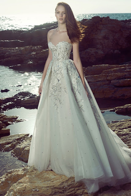 Zuhair Murad 2017 Princess Wedding Dress