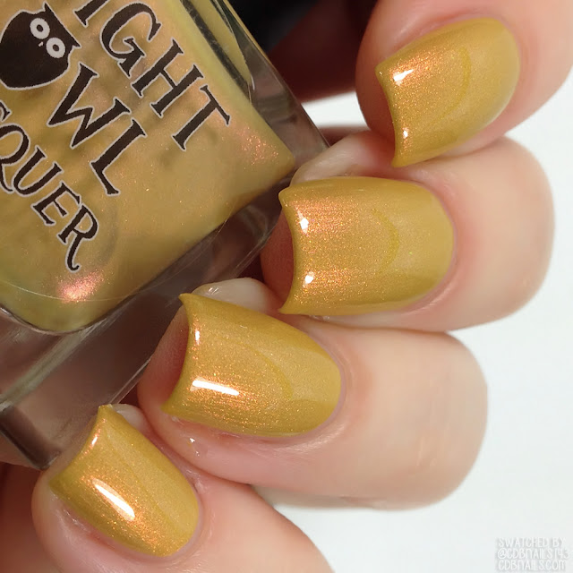 Night Owl Lacquer-Lost In The Corn Maze