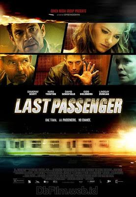 Sinopsis film Last Passenger (2013)
