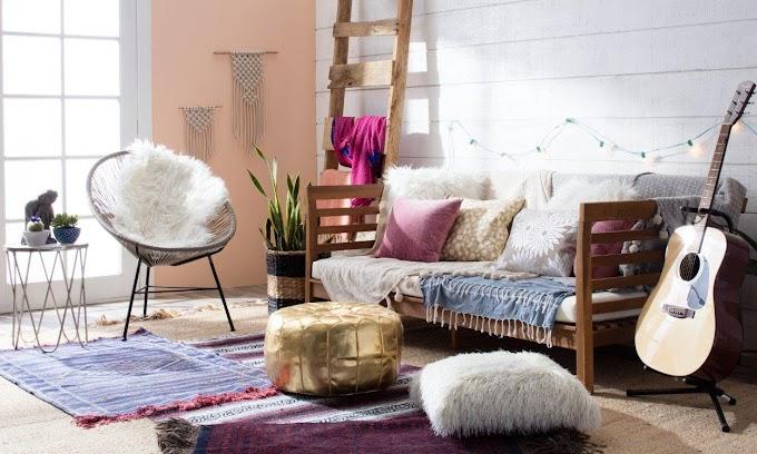 3 χρυσοί κανόνες για να οργανώσετε σωστά το σαλόνι