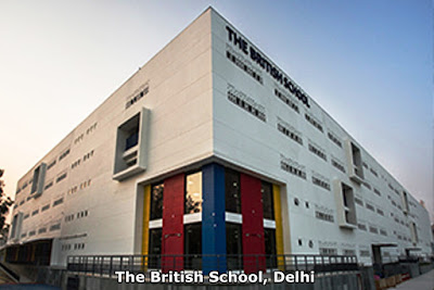 The British School, Delhi