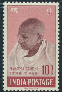 India IMahatma Gandhi 10 RS