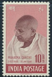 India IMahatma Gandhi 10 RS