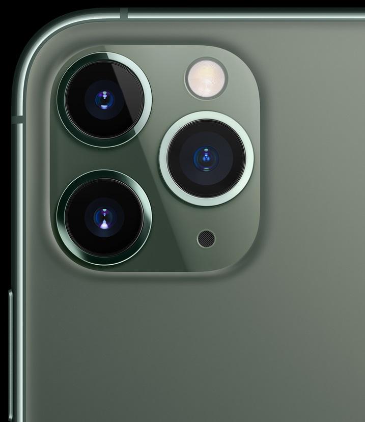 آي-فون 11 كاميرا مزدوجة