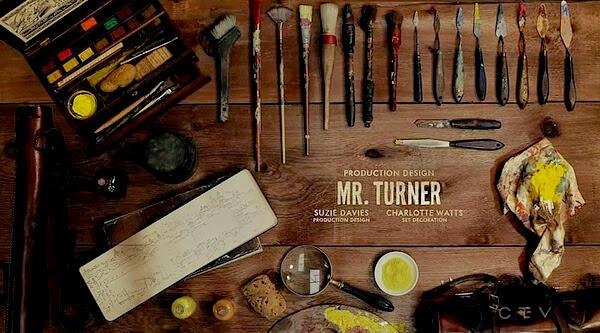 畫世紀透納先生
