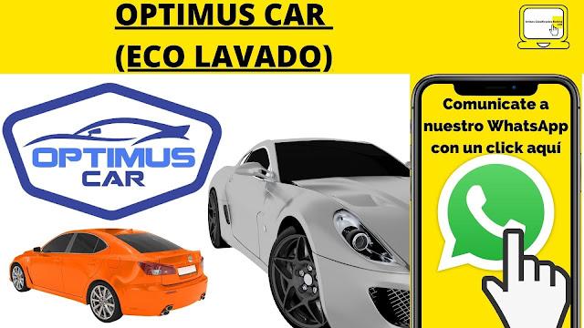 OPTIMUS CAR ECO-LAVADO