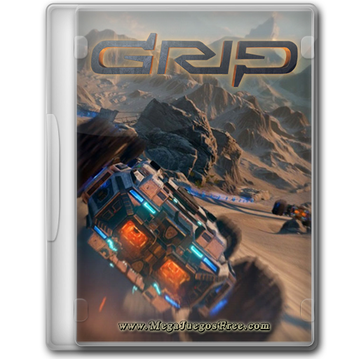 GRIP Combat Racing Full Español