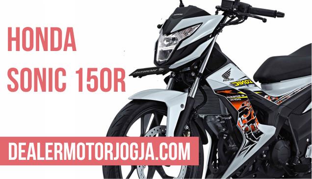 Spesifikasi Terbaru Motor Honda Sonic 150R 2017
