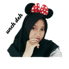 Cute Hijab Girl Eneng