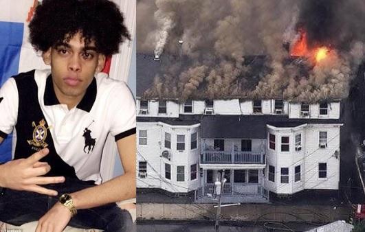Resultado de imagen para Leonel, dominicano muerto en incendios de Massachusetts, estaba celebrando porque pasó examen de conducir