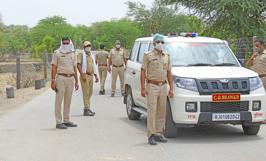 Rajasthan Police Learning Topic