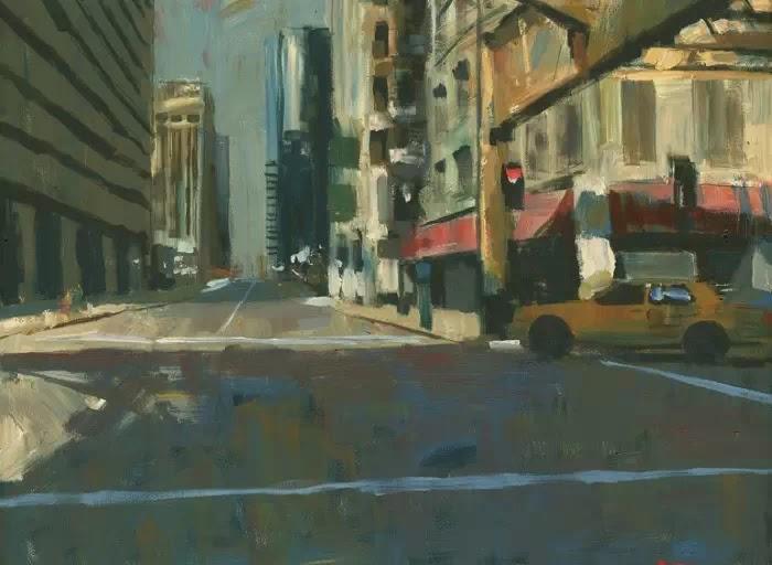 Городские пейзажи и не только. Darren Thompson