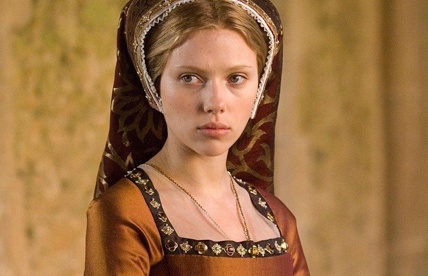 The Boleyn Girl